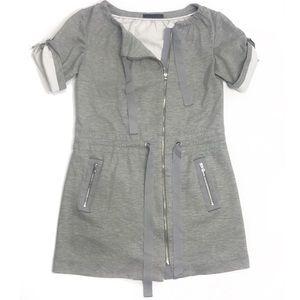 Elie Tahari Zipper Front Sportswear Dress Size XS